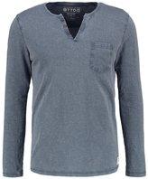 Tom Tailor Denim Basic Fit Long Sleeved Top Somber Grey