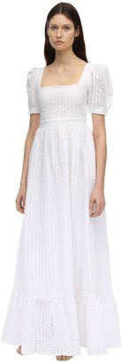 Agua Bendita Blancos Pomelo Dress