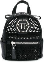 Philipp Plein Junior embellished backpack