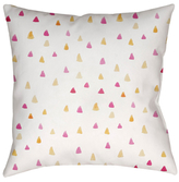 Surya Funfetti Indoor/Outdoor Pillow