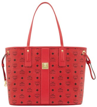 MCM Medium Liz Reversible Visetos Shopper