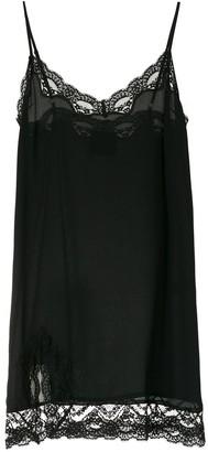 Andrea Bogosian silk Sopur Couture cami dress