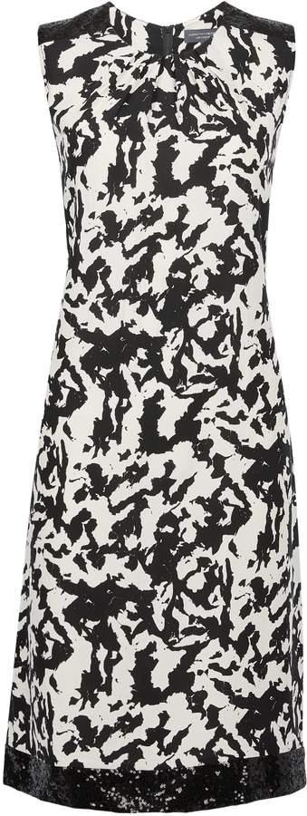 ac2b168ea4766 White Sequin Shift Dress - ShopStyle UK