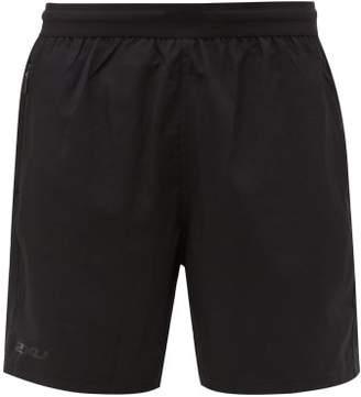 2XU Run 2 In 1 Compression Shorts - Mens - Black