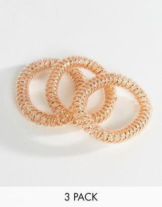 invisibobble Slim Hair Tie - Bronze