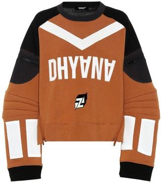 Undercover Cotton varsity sweatshirt