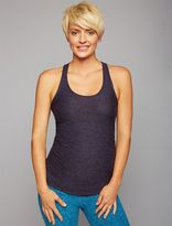 A Pea in the Pod Back Interest Maternity Tank Top