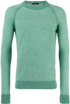 Roberto Collina fade-effect sweater - men - Cotton/Polyamide - 50