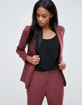 Asos Premium Tailored Edge to Edge Blazer