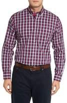 Tailorbyrd Men's Covington Check Sport Shirt