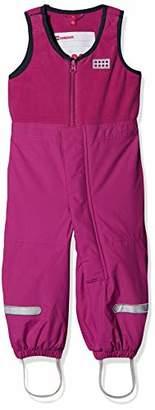 Lego Wear Baby Duplo Tec Play Lwpan 703-Skihose/schneehose Snow Trousers, Dark Pink 496, (Size: 80)