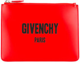 Givenchy Paris clutch bag - men - Calf Leather - One Size