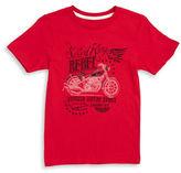 Buffalo David Bitton Boys 8-20 Motorcycle Graphic Tee
