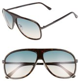 Tom Ford 'Chris' 62mm Sunglasses