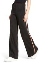 Line & Dot Women's Isabel High Waist Wide Leg Pants