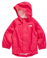 The North Face Toddler Girl's 'Tailout' Hooded Rain Jacket