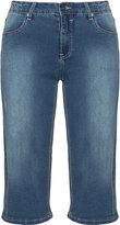 Studio Plus Size Capri jeans