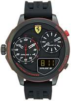 Ferrari Kers Watch Schwarz