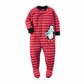 Carter's Boys Long Sleeve One Piece Pajama-Toddler