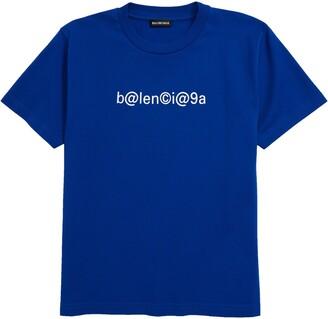 Balenciaga Symbolic Logo Graphic Tee