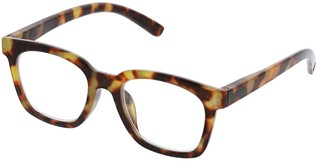 Peepers Women's to The Max-Tortoise Reading Glasses 49 mm