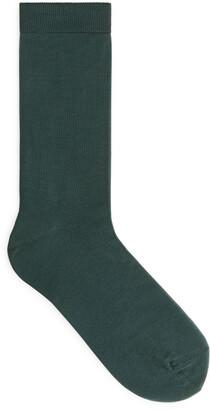Arket Silk Socks