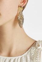 Gas Bijoux 24kt Gold-Plated Earrings