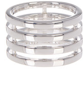 Judith Jack Muli Row Ring - Size 7