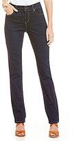 Code Bleu Chelsea Slimming Straight Leg Jeans