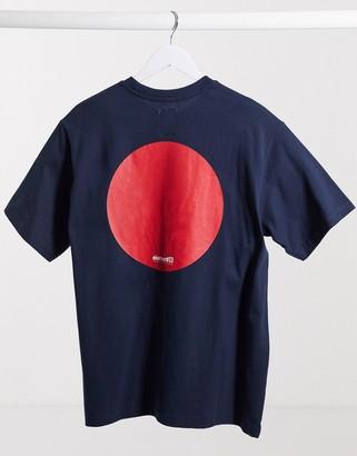 Element Tokyo t-shirt in black