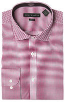 Vince Camuto Slim-Fit Stretch Gingham Sport Shirt