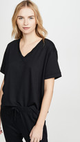Yummie Baby French Terry V Neck Tee