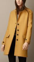 Burberry Double Wool Twill Coat
