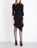 Anglomania Arro wool-jersey dress