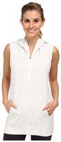 Nike Sleeveless Obsessed Half-Zip Hoodie