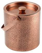 Cambridge Silversmiths Kerry Etched Copper 3 qt Ice Bucket