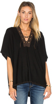 525 America Lace Front Poncho