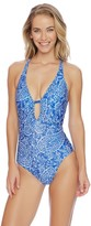 Nautica Cottage Paisley Soft Cup One Piece