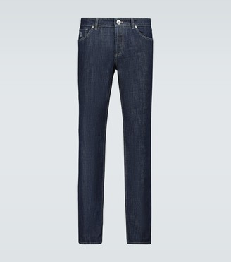 Brunello Cucinelli Traditional fit jeans