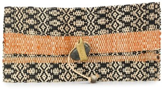 Forte Forte Woven Clutch Bag