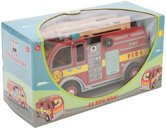 Le Toy Van Fire Engine Toy Set