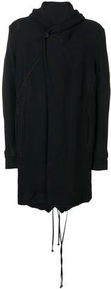 Masnada longline hoodie