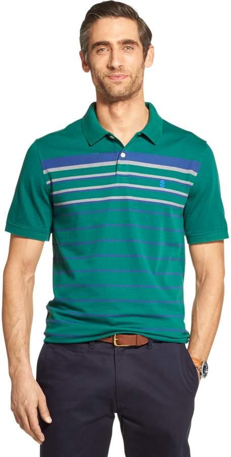 43283493b5 Stripe Izod Polo Shirt - ShopStyle