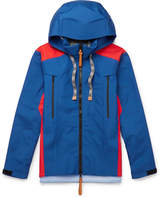 eye/LOEWE/nature - Colour-Block Nylon Hooded Jacket