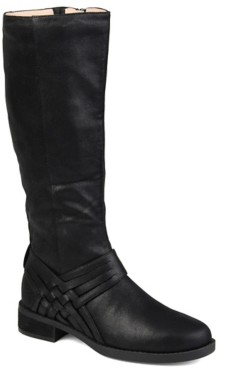 Journee Collection Meg Wide Calf Boot