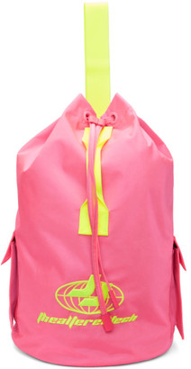 Juun.J Pink Thealteredtech Backpack