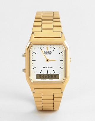 Casio AQ-230GA-9DMQYES digital bracelet watch