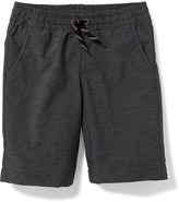 Old Navy Flat-Front Hybrid Shorts for Boys