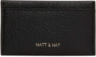 Dwell Matt & NatMatt & Nat SAL Card Holder - Black