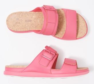 Clarks CLOUDSTEPPERS by Slide Sandals - Step June Sun